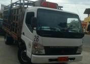 En venta camion mitsubischi canter en atacames