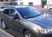 Mitsubishi asx flamante en quito