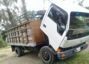Camion mitsubishi canter en san miguel de los bancos