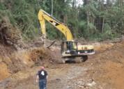 Excelente excavadora de venta 2007 en loja