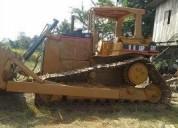 Vendo tractor de orugas