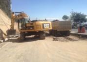 Vendo dos excavadoras caterpillar 329 d y 320 d en quito