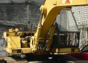Excavadora caterpillar 211