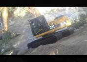 Vendo excelente escavadora caterpilar 320 l en quito