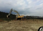 Excavadora volvo 460 ano 2010