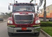 Venta de trailer freightliner ano 2010 en machala
