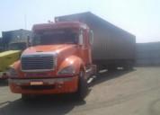 Vendo 2 cabezales trailer y cia de transporte, contactarse.
