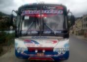 Bus volkswagen carroceria comil ano 2006.