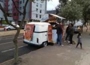 Excelente food truck kombi en quito