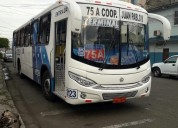 Vendo bus volkswagen ano 2006