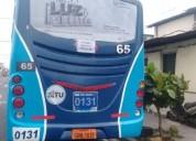 Venta de excelente bus en guayaquil