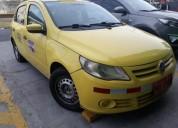 Vendo taxi con puesto legal en quito