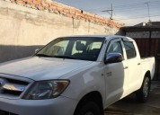 Toyota Hilux CD 4x2 2018 en Riobamba
