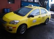 Venta de taxi convencional en latacunga