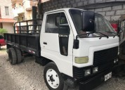 Camioncito daihatsun en gualaceo