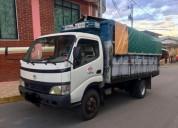 Se vende excelente camion toyota en gualaquiza