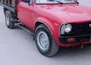Se vende una camioneta del 80 al dia en santa elena