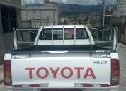 Se vende la camioneta en saquisilí