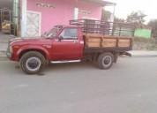 En venta camioneta en buen estado todo en regla cell en baños