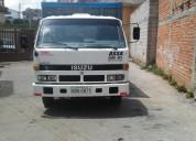 Vendo excelente camion isuzu en cuenca