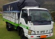 Camion isuzu nkr ii 2010 en ibarra