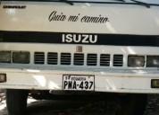 Vendo excelente camion isuzu npr 93 para 5 tonelad en macará