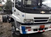 Camion isuzo fvr en la troncal