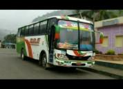 Se vende bus de oportunidad
