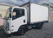 Vendo excelente camion nlr en ibarra