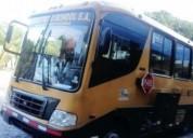 De oportunidad microbus ano 2009 escolar en quito