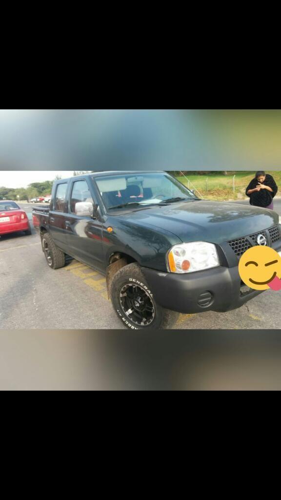 Vendo Nissan Frontier 2011 en Ibarra