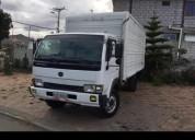 Vendo excelente nissan japones 6 toneladas 2004 en cuenca