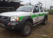 Se vende camioneta nissan 2009 4x4 en gualaquiza