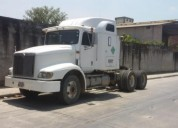 Vendo trailer international aguila ano 2000 en guayaquil