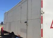 Furgon para camion gh fvr en guayaquil