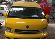 Jinbei furgoneta expreso escolar