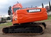 Excelente excavadora doosan 225 ano 2012 en rumiñahui