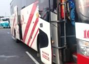 Venta de excelente bus yutong negociable en milagro
