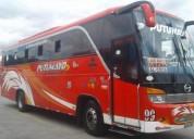 De oportunidad bus interprovincial hino flamante