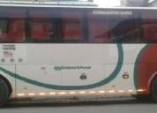 Bus interprovincial yutong 2012