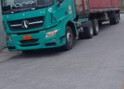 Vendo trailer enganchado en quito