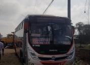 Se vende bus urbano en santo domingo, contactarse