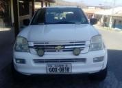Vendo camioneta chevrolet dmax 2006 4x4 diesel en loja
