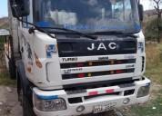 Vendo camion jac tonelaje 10 5