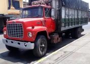 Vendo excelente camion ford 9000 ano 81 en quevedo