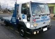 Vendo plataforma autocargable wincha con equipo hidraulico nuevo en nueva loja