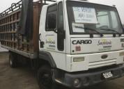 Camion ford cargo 815 ano 2007 de 4 ton en simón bolívar