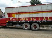 Se vende camion ford mula