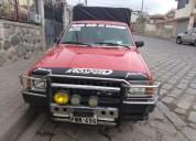 Vendo camioneta ford courier ano 94 en riobamba