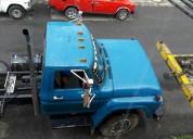 Ford 750 motor missan 180 en manta